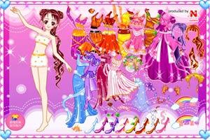 美丽七公主