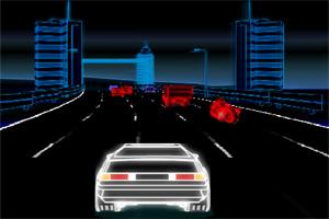 霓虹灯赛车2的截图1