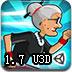 愤怒的老奶奶玩酷跑1.7