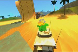 沙漠飞车2的截图1