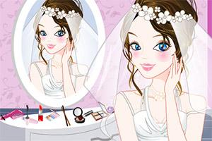 新娘的梳妆台