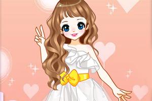 甜美的小新娘
