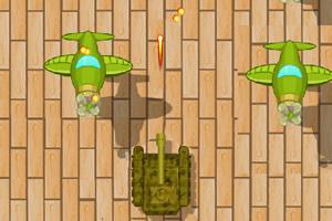 坦克飞机大战