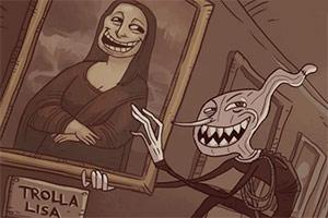 史上最贱的小游戏3:Trollface Quest 3