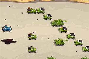 沙漠反抗武装部队的截图1