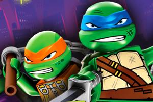 忍者神龟之战的截图1