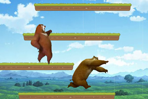 熊出没双人一百层