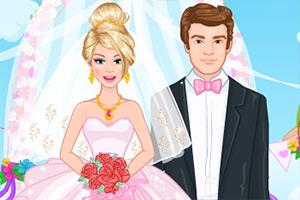 策划芭比的婚礼