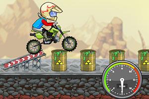 摩托骑手越野赛的截图1