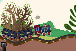 装卸运煤火车6无敌版