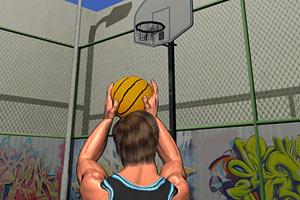 街头篮球热