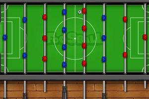 桌上足球大对战