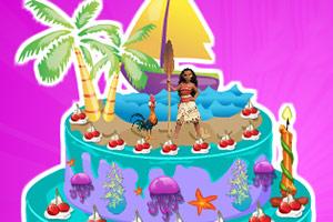 莫娜的生日蛋糕