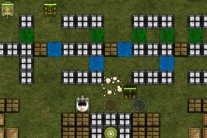 TFBOYS坦克大战无敌版的截图1