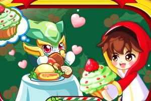 奥奇圣诞最佳吃播