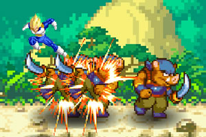 Dragon Ball Battle invincible version 2.1
